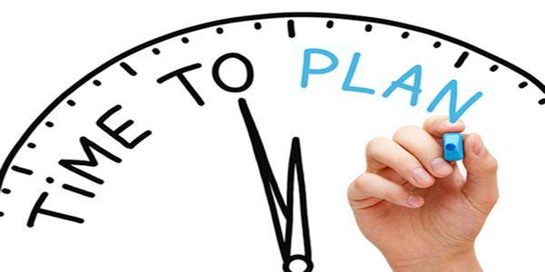 Как да напишем перфектния план за годината?