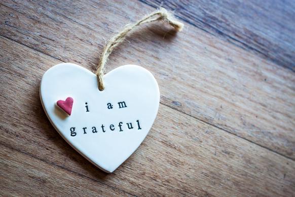 Благодарността - колко е важна и каква промяна носи