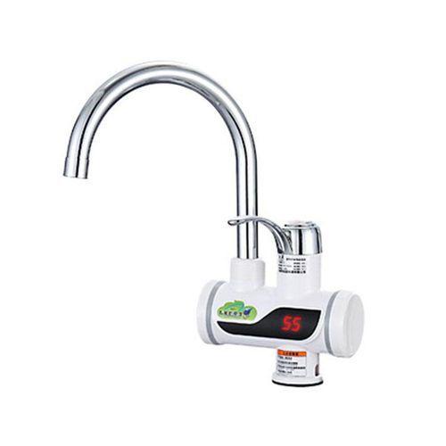 Нагревател За Вода с Електронен Дисплей за Плот или Стена
