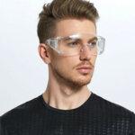Предпазни вентилирани очила