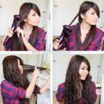 Въртяща се маша за къдрици Yuebo 360 Rotation Hair Curler