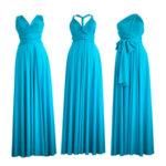 Дълга рокля ORCHIDEA