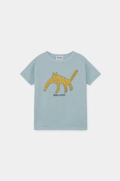 Bobo Choses Тениска с леопард