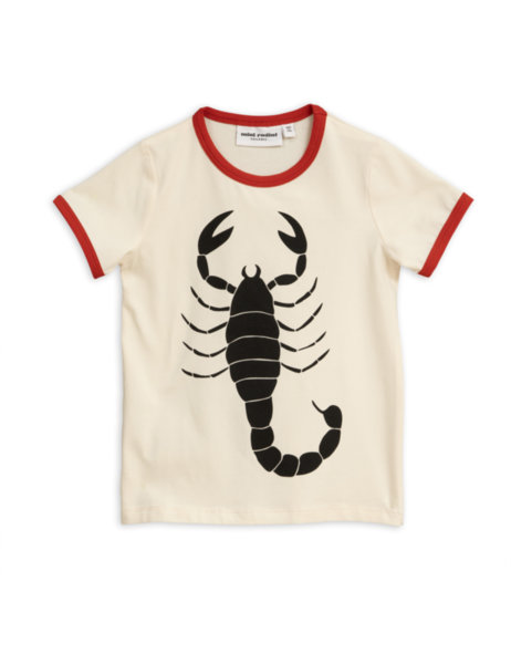 """Мini Rodini Тениска с къс ръкав """"Scorpio"""""""
