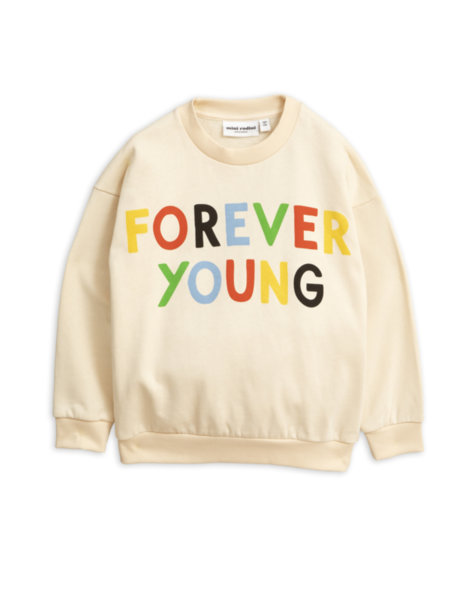 "Mini Rodini Суитшърт ""Forever Young"""