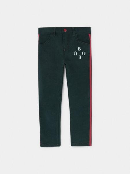 Bobo Choses Панталон с лого принт