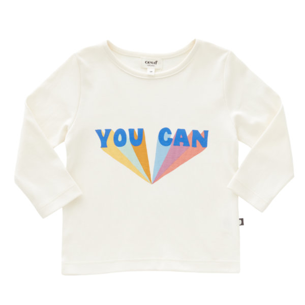Oeuf NYC Блуза ''You can''