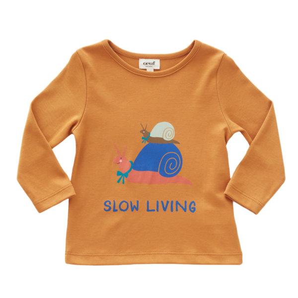 "Oeuf NYC Блуза ""Slow living"""