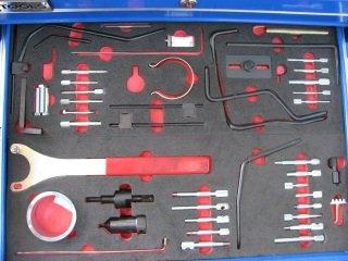 смяна на ангренажен ремък инструменти