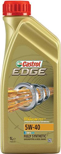 CASTROL EDGE TITANIUM FST 5W40 1L