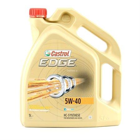 CASTROL EDGE TITANIUM FST 5W40 5l