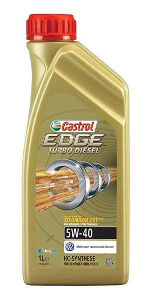 CASTROL EDGE TURBO DIESEL 5W40 1l