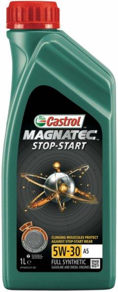 CASTROL MAGNATEC START-STOP 5W30 A5 1l