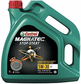 CASTROL MAGNATEC C2 START-STOP 5W-30 4l