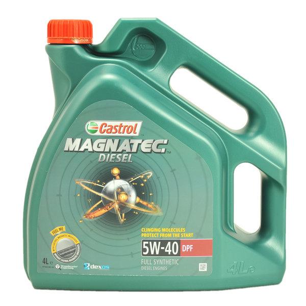 CASTROL MAGNATEC DIESEL 5W-40 4l