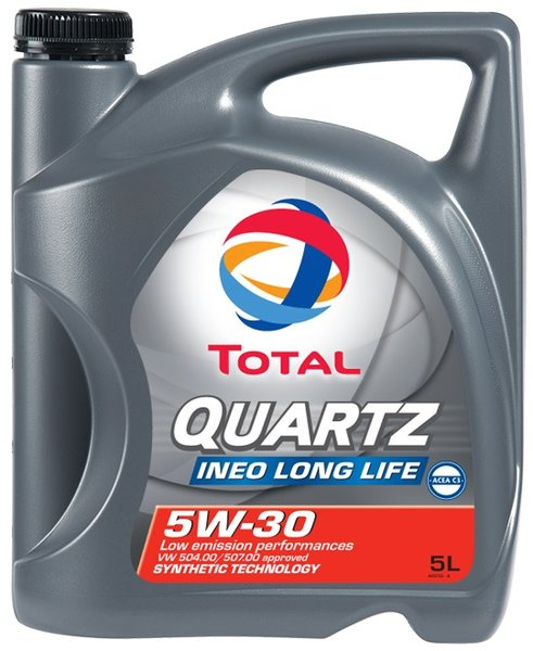 TOTAL QUARTZ INEO LL 5W-30 5L