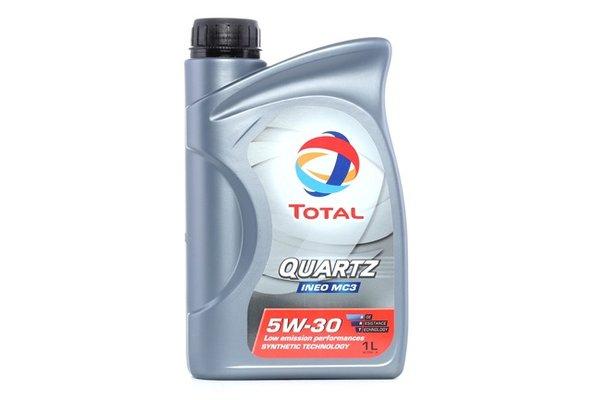 TOTAL QUARTZ INEO MC3 5W-30 1l