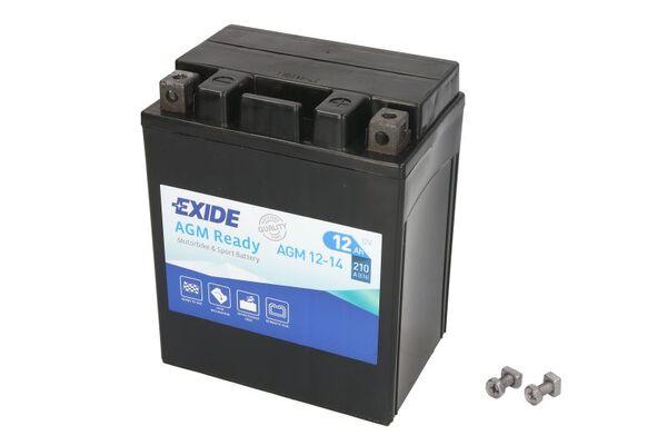 EXIDE 12AH 145A R+