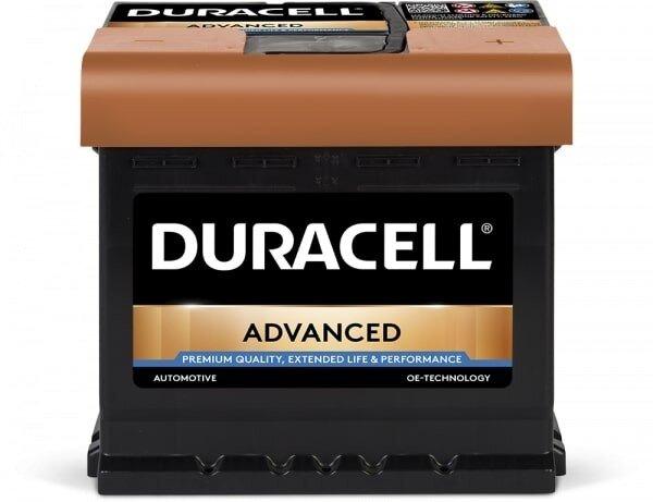 DURACELL 44AH 420A ADVANCED R+