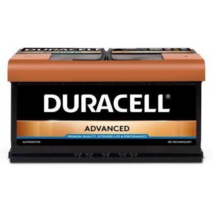 DURACELL 95AH 780A ADVANCED R+