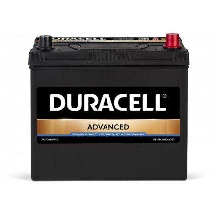 DURACELL 45AH 390A ADVANCED JIS R+