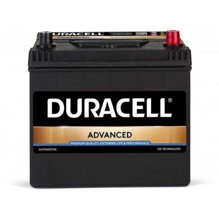 DURACELL 60AH 510A ADVANCED JIS R+