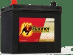 BANNER 65AH 550A RUNNING BULL EFB L+