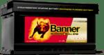 BANNER 75AH 730A RUNNING BULL EFB R+