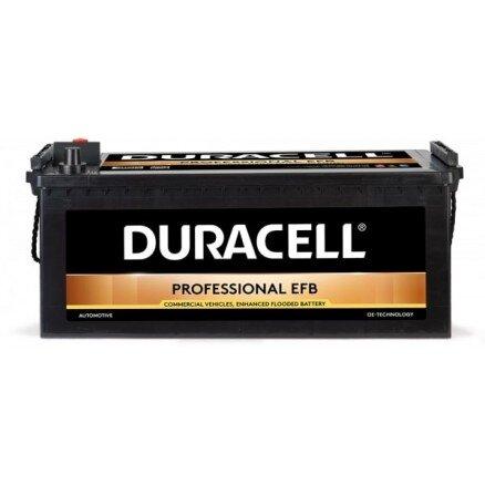 DURACELL 240AH 1200A PROFESSIONAL EFB L+