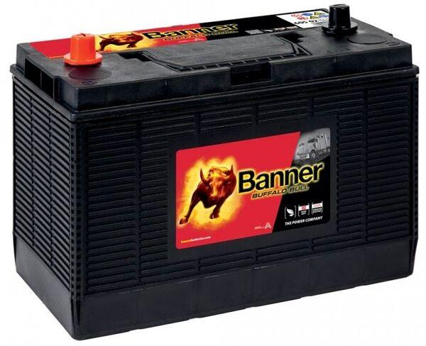 BANNER 105AH 1000A BUFFALO BULL