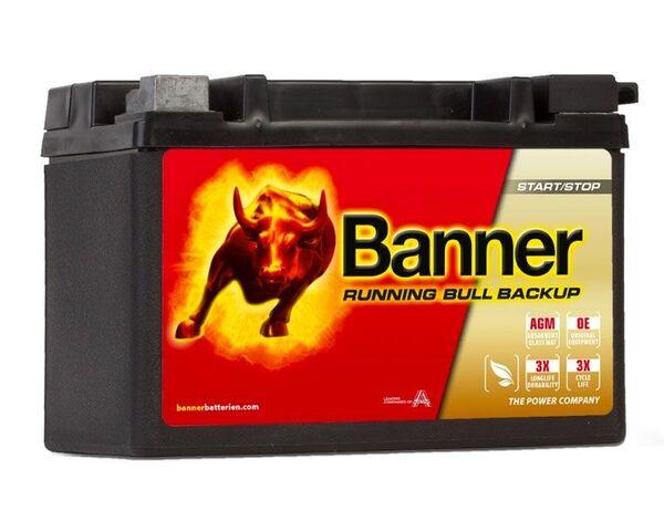BANNER 9AH 120A RUNNING BULL BACKUP L+