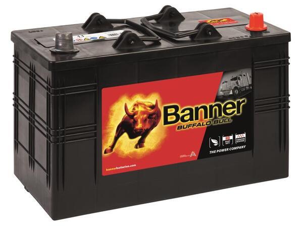BANNER 110AH 800A BUFFALO BULL