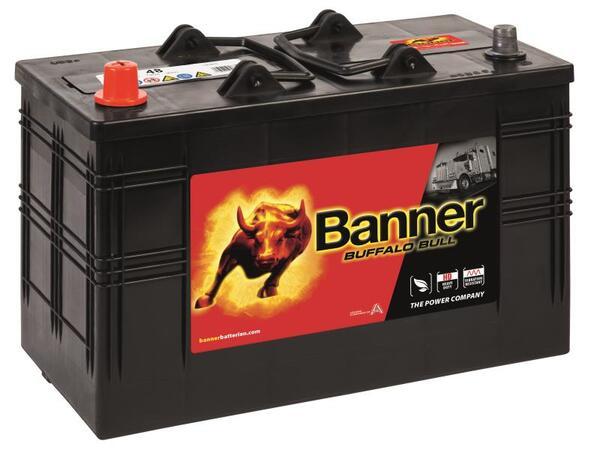 BANNER 110AH 720A BUFFALO BULL