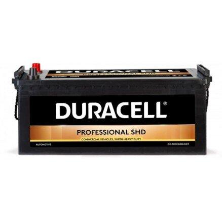 DURACELL 225AH 1150A PROFESSIONAL SHD L+