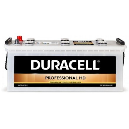 DURACELL 140AH 760A PROFESSIONAL L+