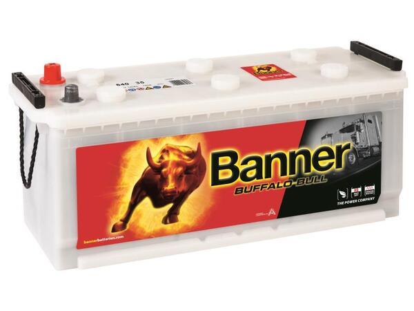 BANNER 120AH 720A BUFFALO BULL