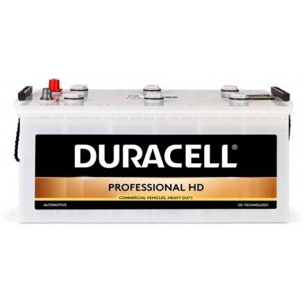 DURACELL 225AH 1050A PROFESSIONAL L+