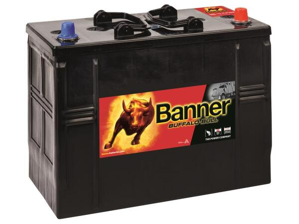BANNER 125AH 760A BUFFALO BULL