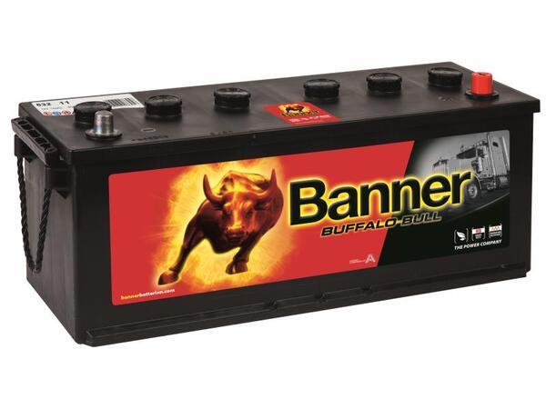BANNER 132AH 900A BUFFALO BULL