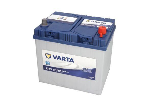 VARTA 60AH 540A BLUE DYNAMIC R+2