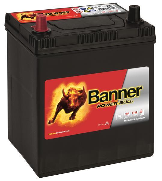 BANNER 40AH 330A POWER BULL L+