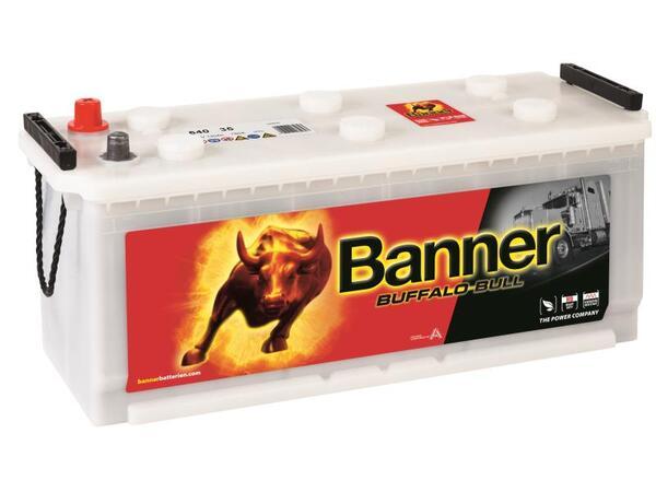 BANNER 140AH 760A BUFFALO BULL