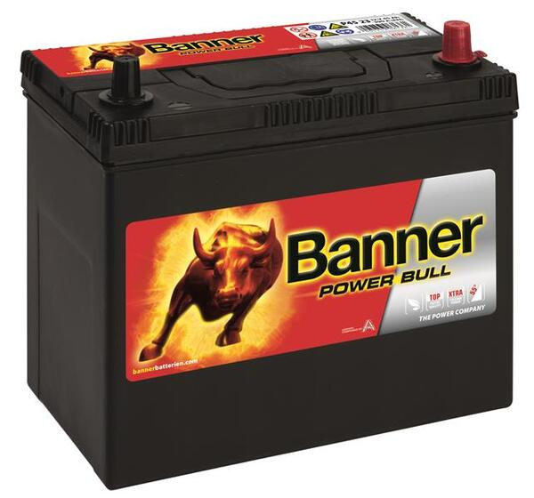 BANNER 45AH 390A POWER BULL R+