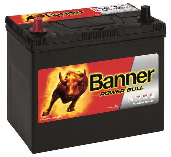 BANNER 45AH 390A POWER BULL L+