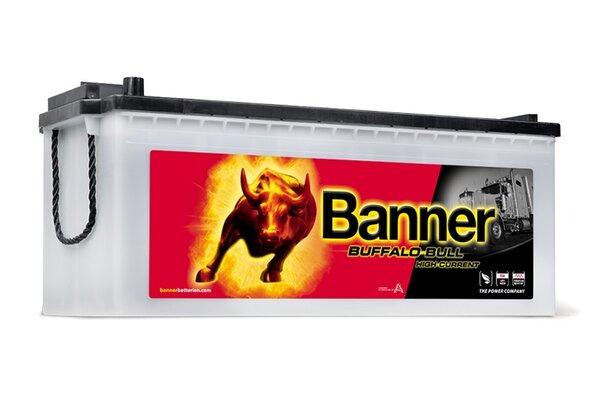 BANNER 180AH 1400A BUFFALO BULL