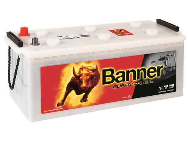 BANNER 180AH 950A BUFFALO BULL