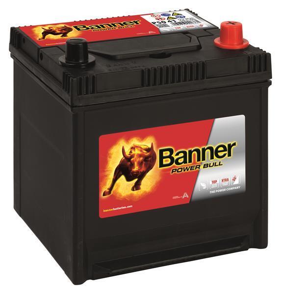 BANNER 50AH 420A POWER BULL R+