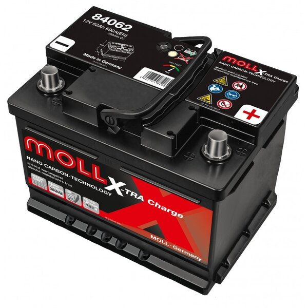 MOLL 62AH 600A X-TRACHARGE R+