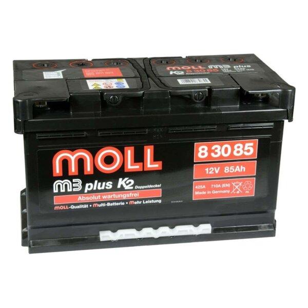 MOLL 85AH 800A M3PLUSK2 R+
