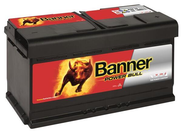 BANNER 88AH 700A POWER BULL R+